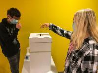 Juniorwahl zur Bundestagswahl